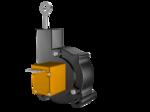 Compact sensor LX